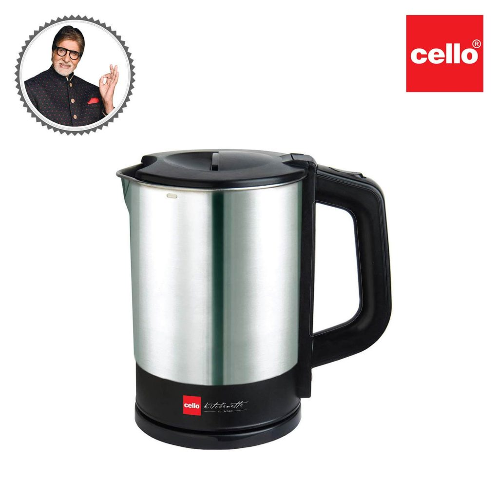 Cello Electric Kettle
